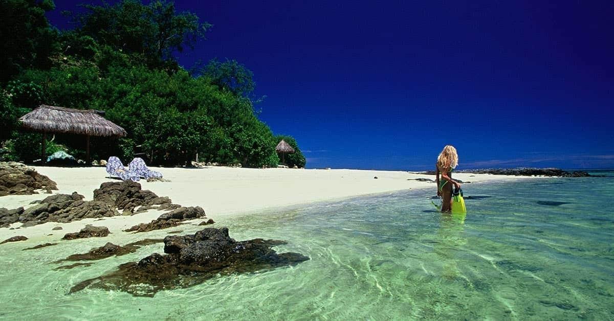 Activities On Wadigi Island Resort Fiji