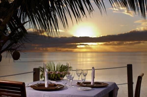 Wadigi Dinner Sunset
