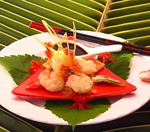 sea food fine dining