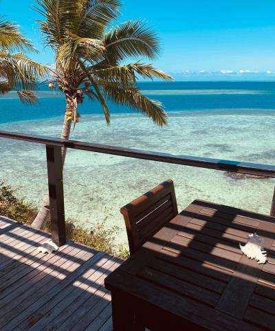 Honeymoon Deck