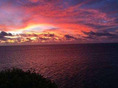 Sunset 22 Jan 2019